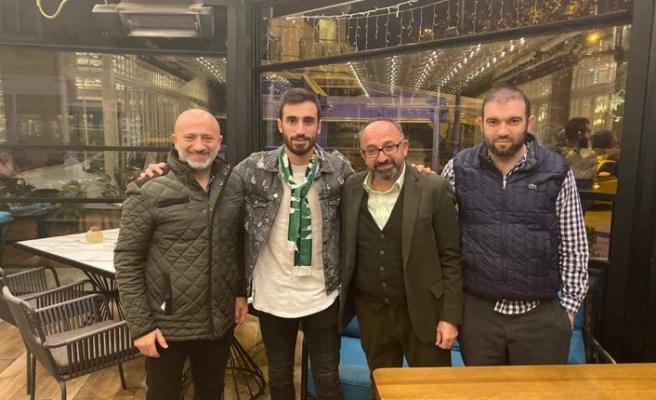 Alihan Tunçer Kocaelispor'da
