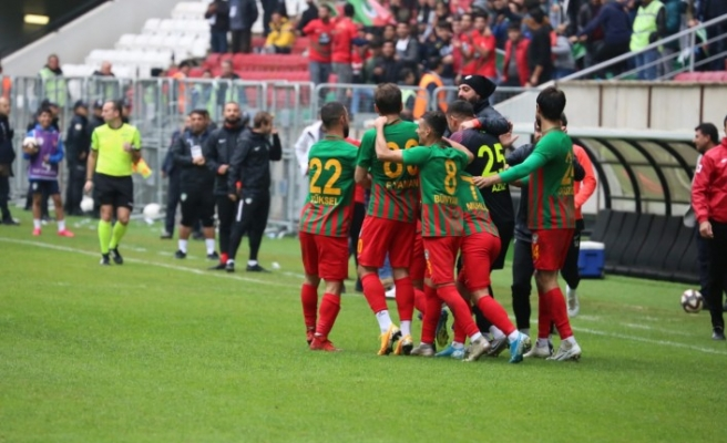 Amedspor Nefes Aldı
