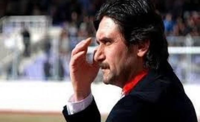 Diyarbekirspor'da Son Dakika.Cüneyt Tiryaki Gitti