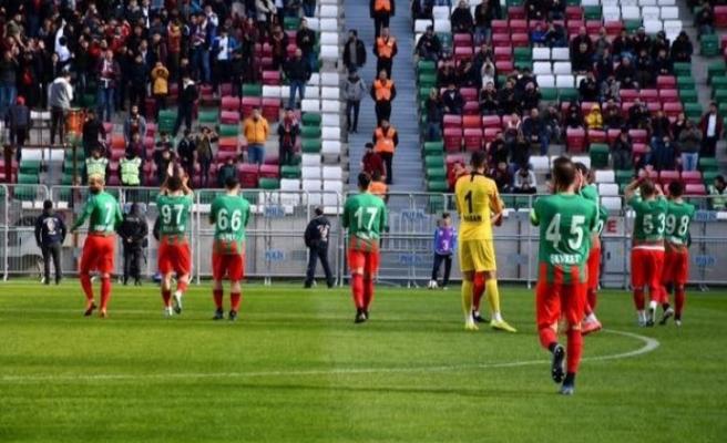 1 Maç Seyircisiz Oynama Cezası