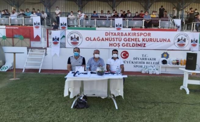 Diyarbakırspor'a Yakışan Kongre