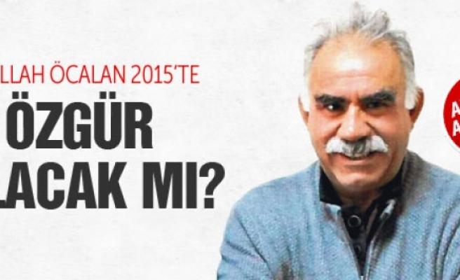Abdullah Öcalan 2015'te özgür kalacak mı?