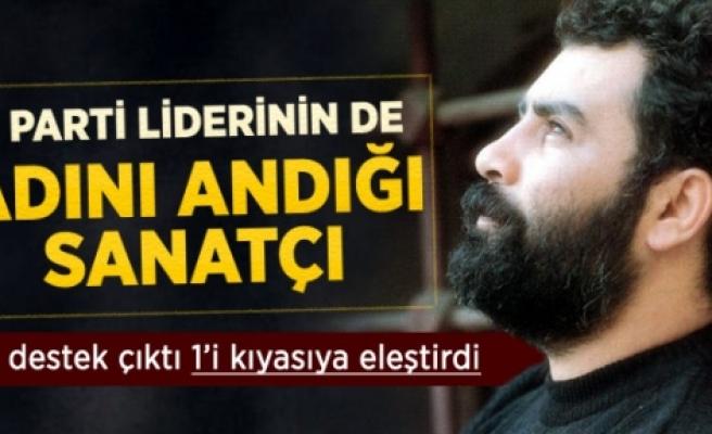 Ahmet Kaya, Parti Grubu Konuşmalarına Damga Vurdu