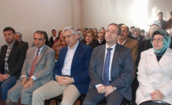 Ak Parti Bağlar İlçe Danışma Meclisi Toplantısı Düzenlendi