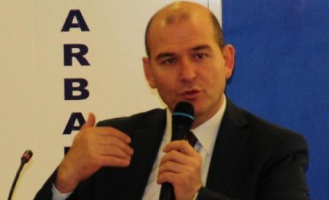 Ak Parti Genel Başkan Yardımcısı Soylu Stk'larla Bir Araya Geldi