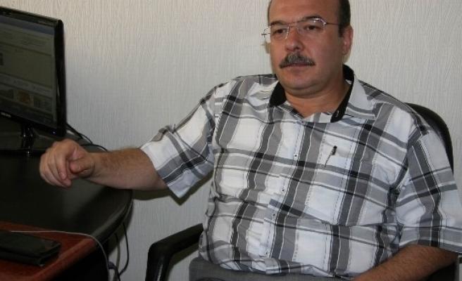 Ak Parti Yenişehir İlçe Başkanlığı'ndan İha'ya Ziyaret