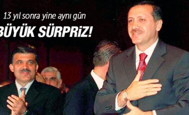 AK Parti'de 13 yıl aradan sonra büyük sürpriz!