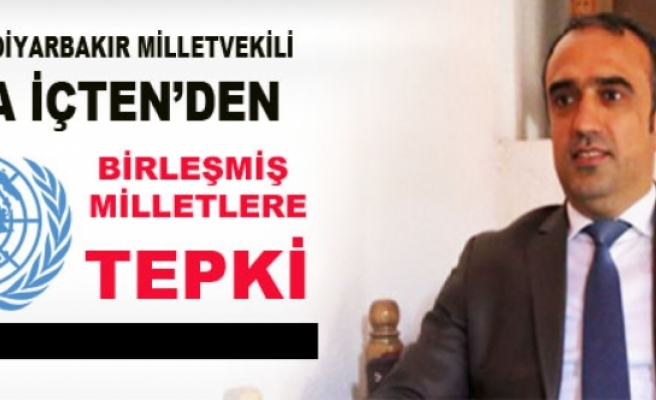 AK PARTİLİ İÇTEN'DEN TEPKİ