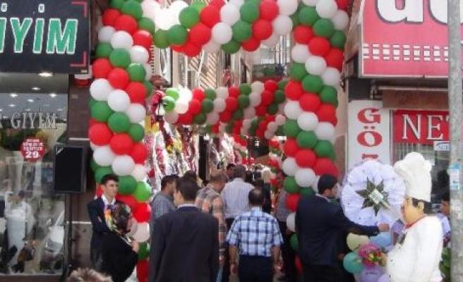 Ak Parti'li Vekiller Ciğerci Açılışına Katıldı