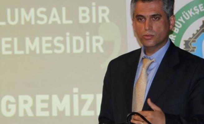 """Anlı: """"Diyarbakırspor'un Da İçinde Yer Alarak Destek Olacağız"""""""