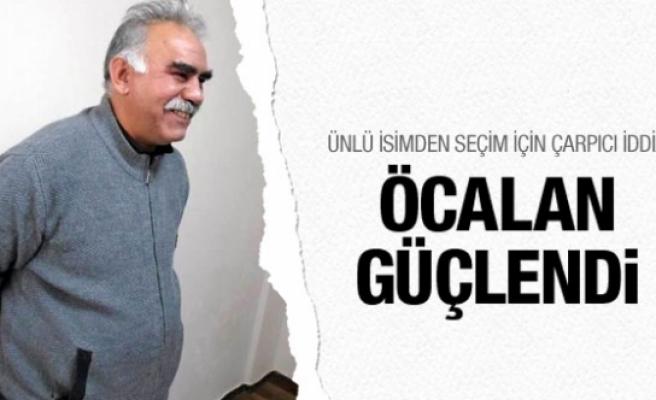 Avni Özgürel'den ilginç tesbit: Seçim Öcalan'ı güçlendirdi