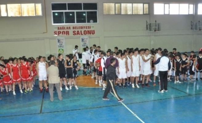Bağlar Belediyesi Spor Kulübü Sezon Açılışını Yaptı