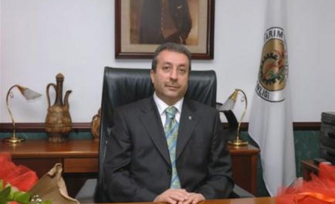 Bakan Eker Diyarbakır'da Konuştu