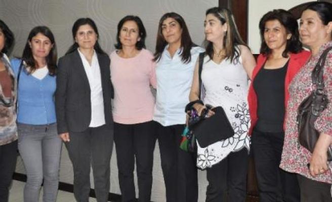 Baran Suriyeli Kadınları Ağırladı