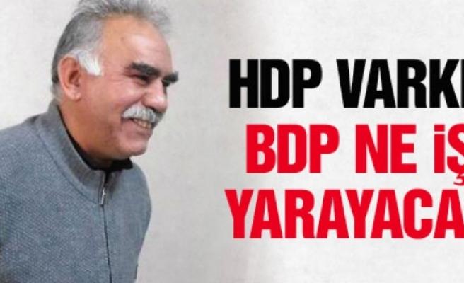 BDP bundan sonra ne yapacak! Öcalan açıkladı!