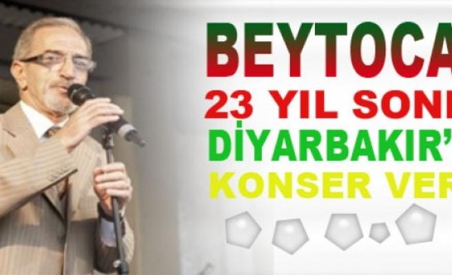 BEYTOCAN 23 Yıl Sonra Diyarbakır'da Konser Verdi