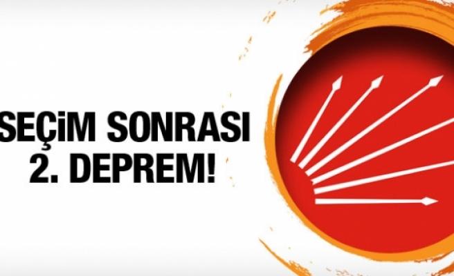 CHP'de yeni deprem Kılıçdaroğlu'na istifa çağrısı