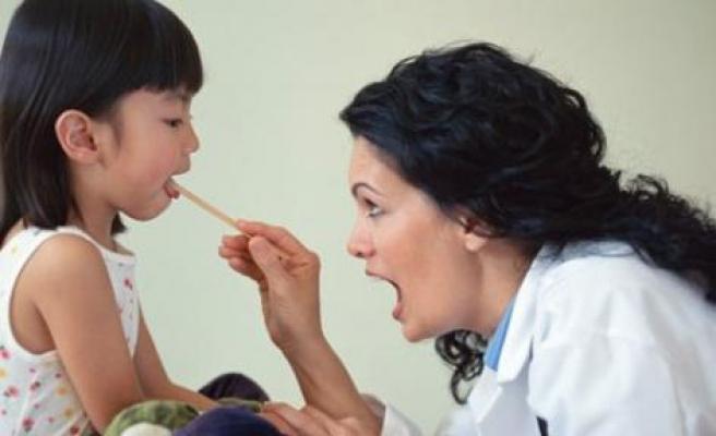 Çocuklarda geniz eti davranış bozukluğuna neden olabiliyor