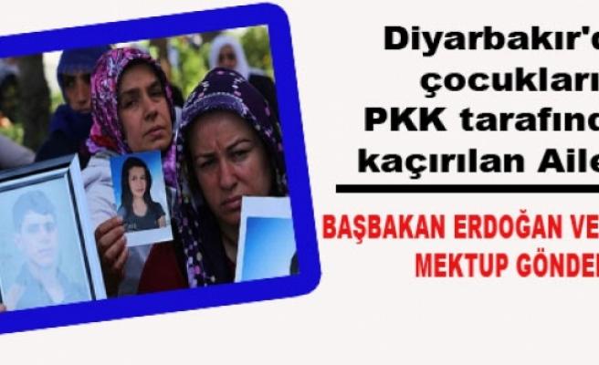 Çocukları PlKK Tarafından kaçırılan Aileler Başbakan'a ve Öcalan'a mejtup gönderdi