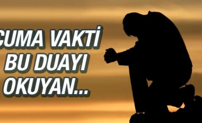 Cuma duaları en anlamlı hadisli cuma mesajları