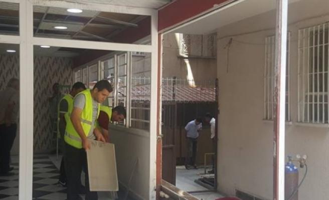 'DAVİD'E SERBEST, UĞUR'A YASAK'