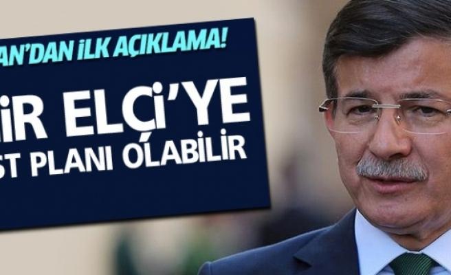 Davutoğlu: Tahir Elçi'ye suikast planı olabilir