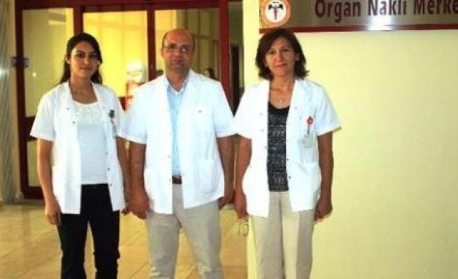 Deah Organ Bağışında Birinci