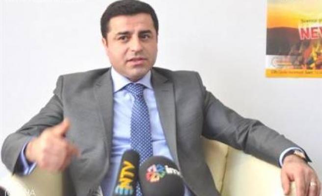 Demirtaş: PKK'lılar Çekilirken Hükümet İdari Tedbirler Almalı