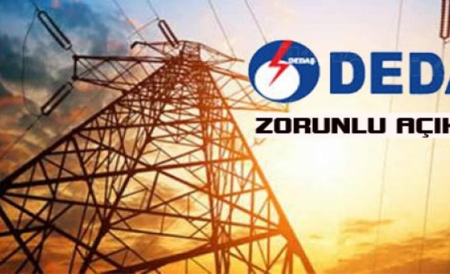 Dicle Elektrik'ten 'Zorunlu' Açıklama