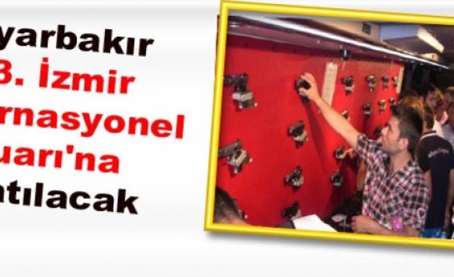 Diyarbakır 83. İzmir Enternasyonel Fuarı'na Katılacak