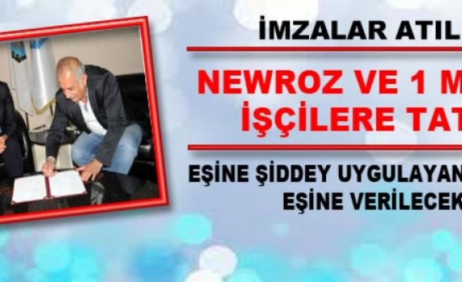 Diyarbakır Belediyesi'nde, Eşine Şiddet Uygulayan İşçinin Maaşı Eşine Ödenecek