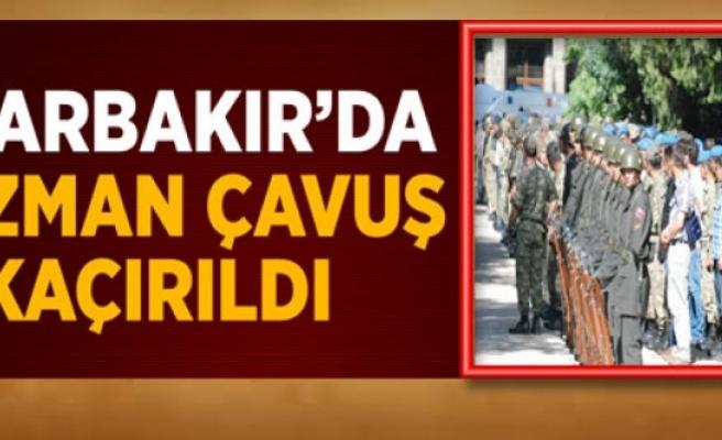 Diyarbakır-Bingöl Karayolunda 2 Uzman Çavuş Kaçırıldı