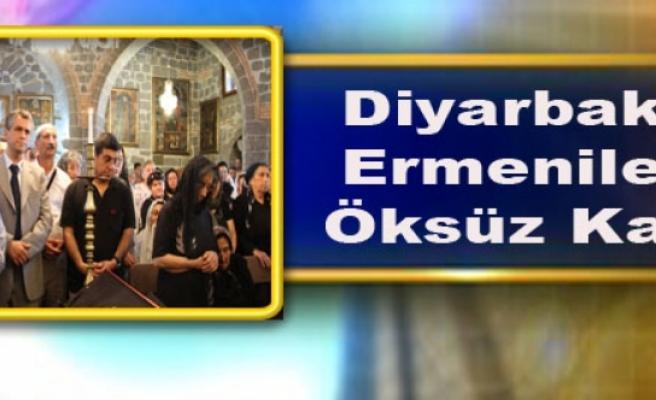 Diyarbakır Ermenileri Öksüz Kaldı