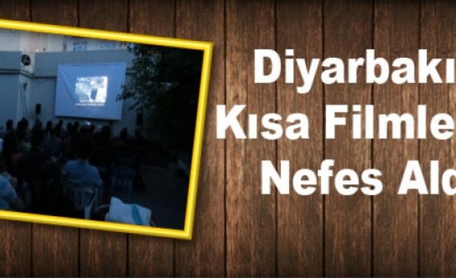 Diyarbakır Kısa Filmlerle Nefes Aldı