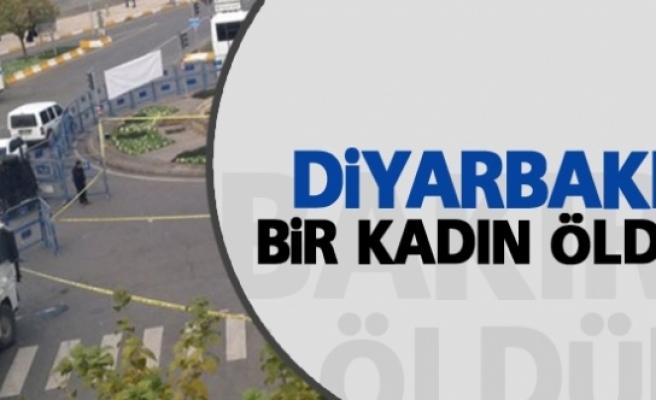 Diyarbakır Şeyh Sait Meydanı'nda bir kadın öldürüldü