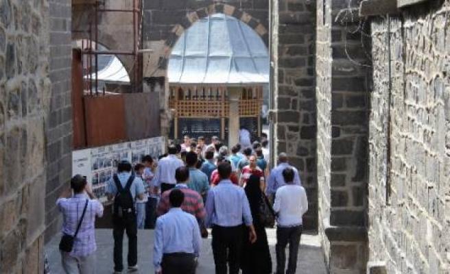 Diyarbakır'a Ziyaretçi Akını