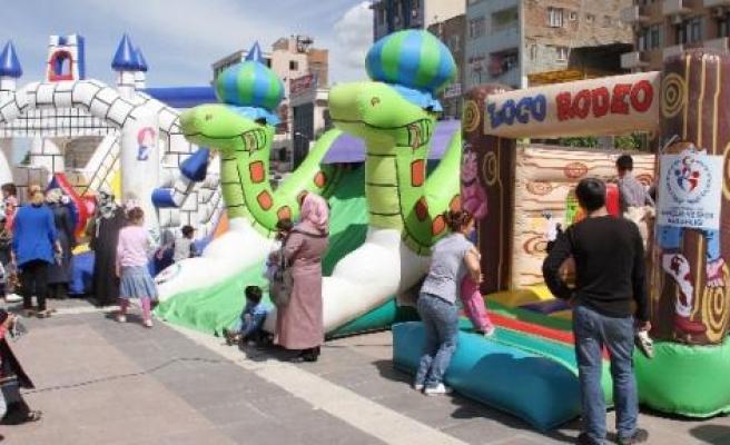 Diyarbakır'da 19 Mayıs Etkinlikleri