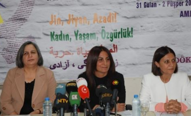 Diyarbakır'da 1. Ortadoğu Kadın Konferansı Düzenlenecek