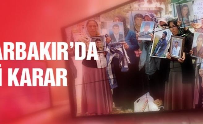 Diyarbakır'da anneler yeni bir karar aldı