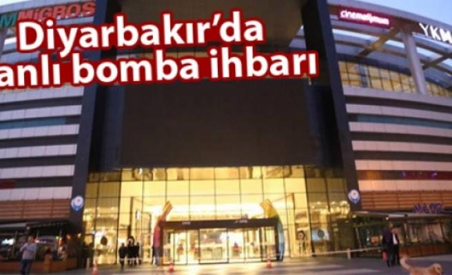Diyarbakır'da canlı bomba ihbarı