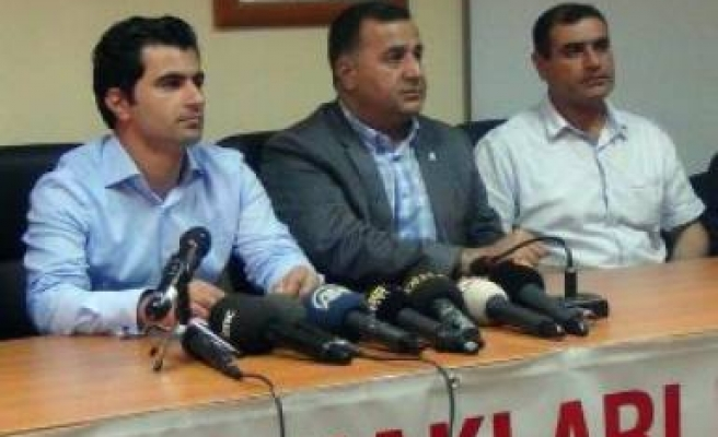 Diyarbakır'da 'çekilme Komisyonu' Kuruldu