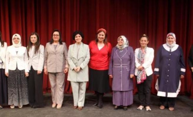 Diyarbakır'da 'enerji Hanım Projesi' Tanıtıldı