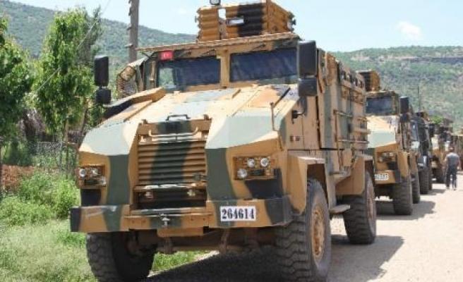 Diyarbakır'da Hava Destekli Dev Uyuşturucu Operasyonu