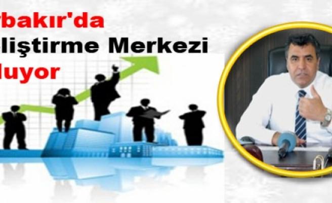 Diyarbakır'da İş Geliştirme Merkezi Kuruluyor