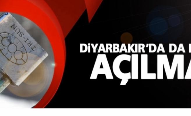 Diyarbakır'da kepenkler açılmadı