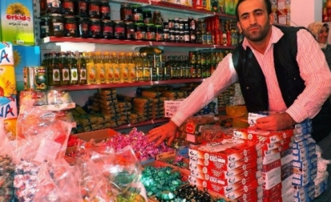 Diyarbakır'da Kurban Bayramı Hazırlığı