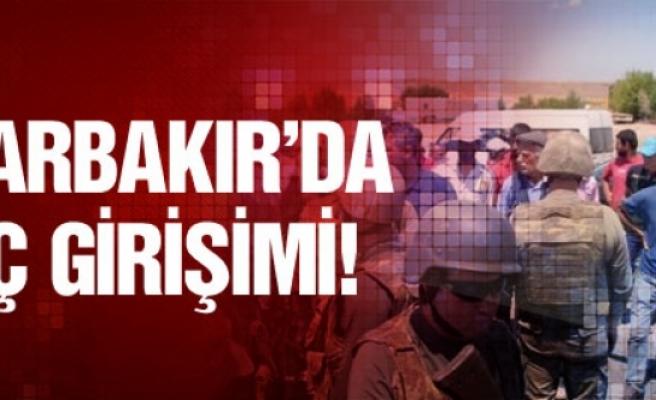 Diyarbakır'da linç girişimi!