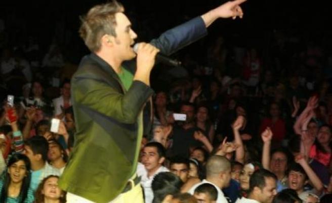 Diyarbakır'da Mustafa Ceceli Rüzgarı