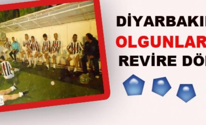 Diyarbakır'da Olgunlar Ligi Revir Ligine Döndü