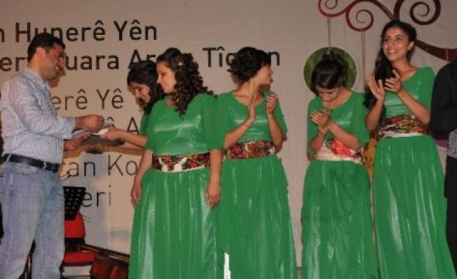 Diyarbakır'da Sanat Günleri Final Konseri Yapıldı